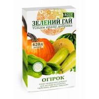Добриво Зелений Гай AQUA для огірків, 300 г